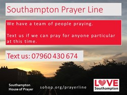 Southampton Prayer Line