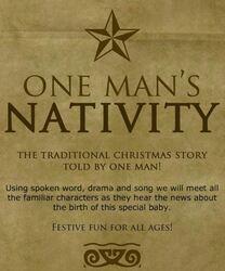 One Man's Nativity